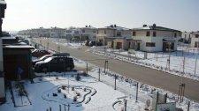 Zimowy dzień