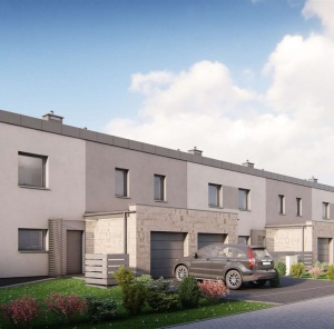 Szeregowe NF15 124 m²