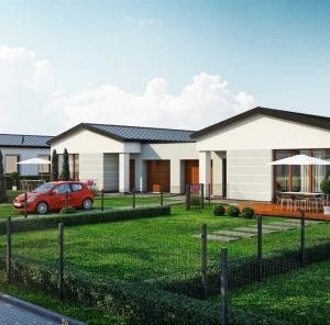 Bliźniak 103 m² NF15
